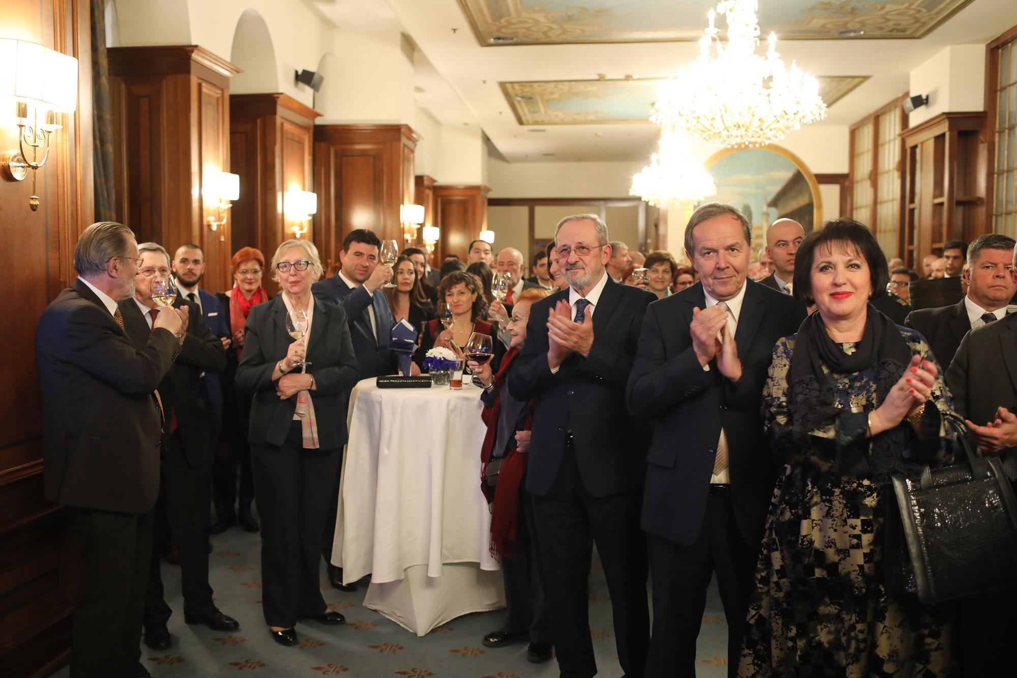 Грчка Амбасада - пријем поводом Дана државности
