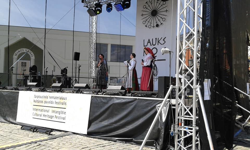 ЛАУКСНОС, Међународни фестивал нематеријалног културног насљеђа